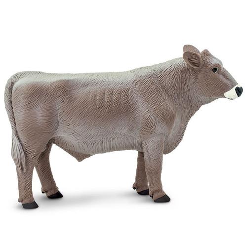 Safari Ltd Brown Swiss Bull