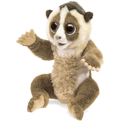 Slow Loris Puppet
