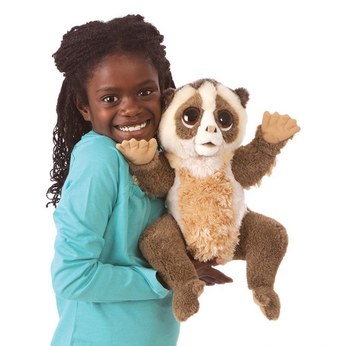 Folkmanis Slow Loris Puppet