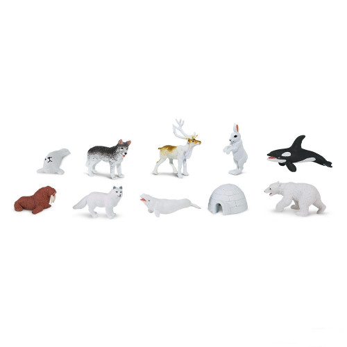 Safari Ltd Arctic Bulk Bag 48pc