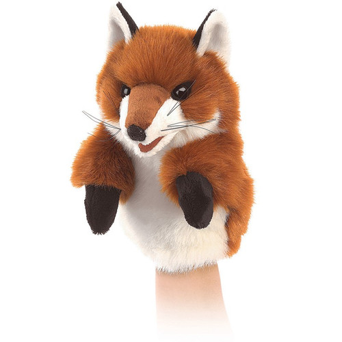 Little Fox Puppet 2016