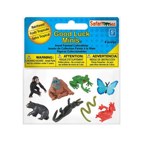Safari Ltd Rainforest Fun Pack