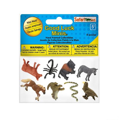 Safari Ltd Wild West Fun Pack