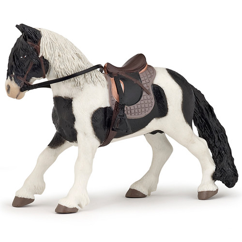 Papo Pony with Saddle