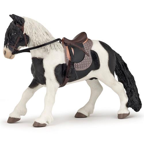Papo Pony with Saddle