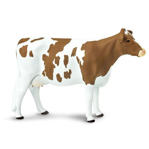 Safari Ltd Ayrshire Cow