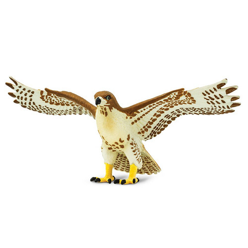 Safari Ltd Red Tailed Hawk