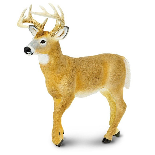 Safari Ltd Whitetail Buck Jumbo