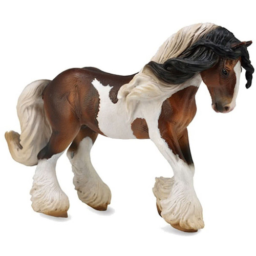 CollectA Tinker Stallion Piebald