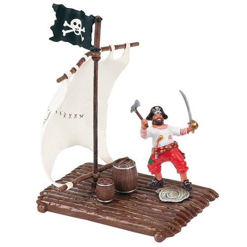 Papo Pirate Raft