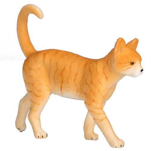 Mojo Ginger Tabby Cat
