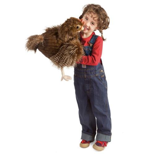 Hen Puppet