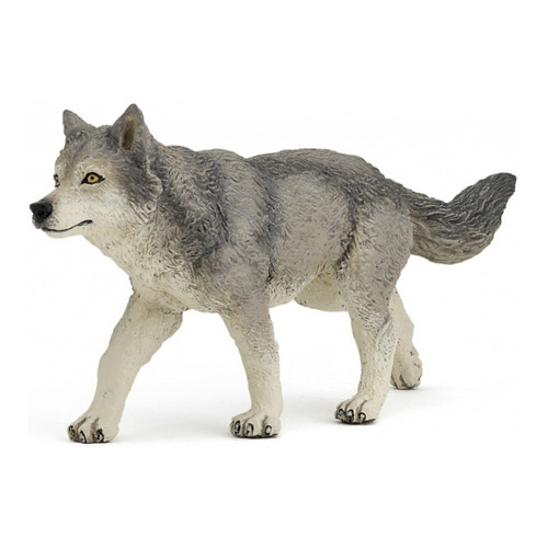 Papo Wolf Grey
