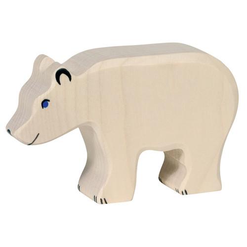 Polar Bear Holztiger