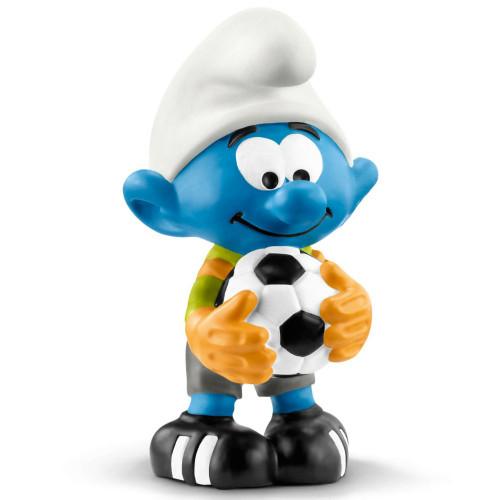 Schleich Soccer Smurf Goalie