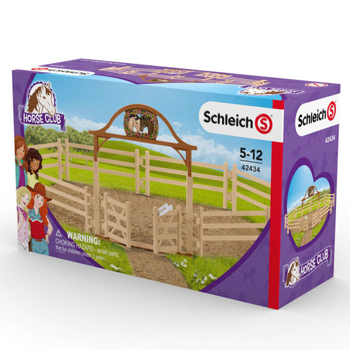 Schleich Paddock with Entry Gate