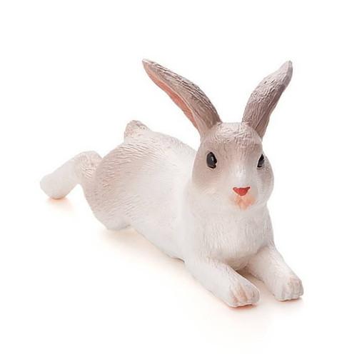 Mojo Rabbit Lying