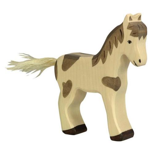 Foal Dappled Holztiger