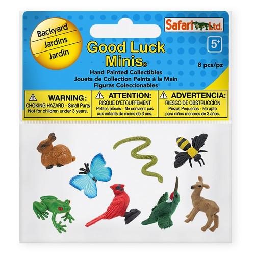 Safari Ltd Backyard Fun Pack