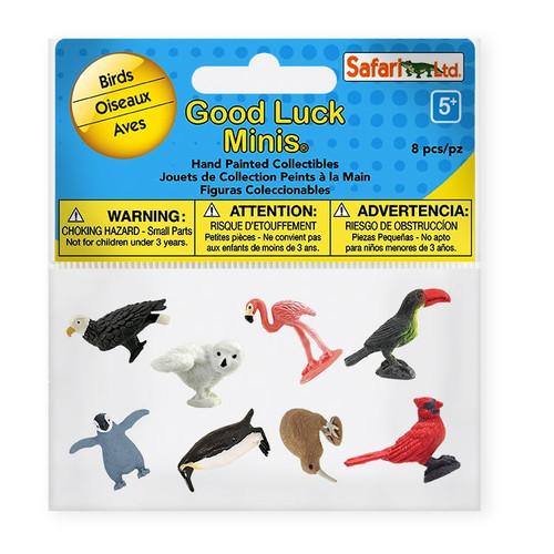 Safari Ltd Birds Fun Pack