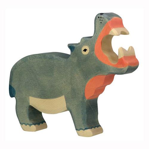 Hippopotamus Holztiger