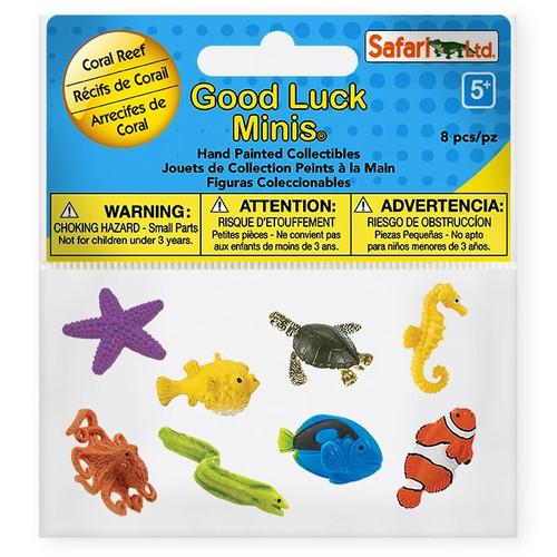 Safari Ltd Coral Reef Fun Pack