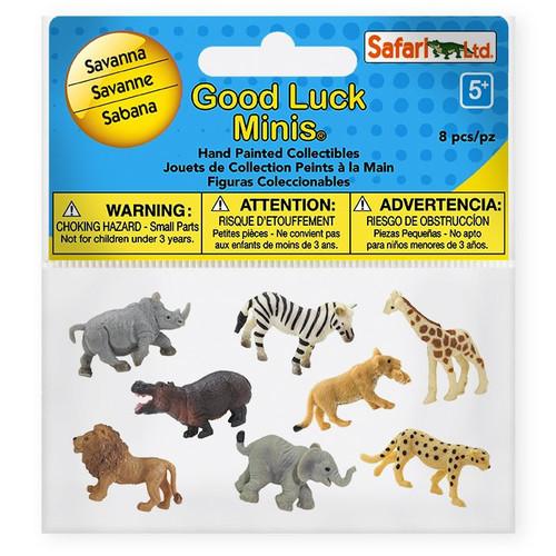 Safari Ltd Savanna Fun Pack