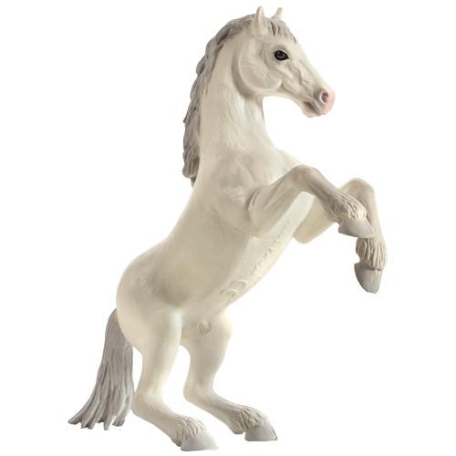 Mojo Mustang White
