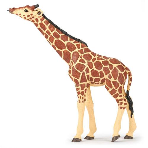 Papo Giraffe Eating