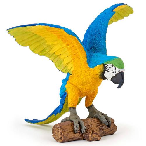 Papo Blue Ara Parrot