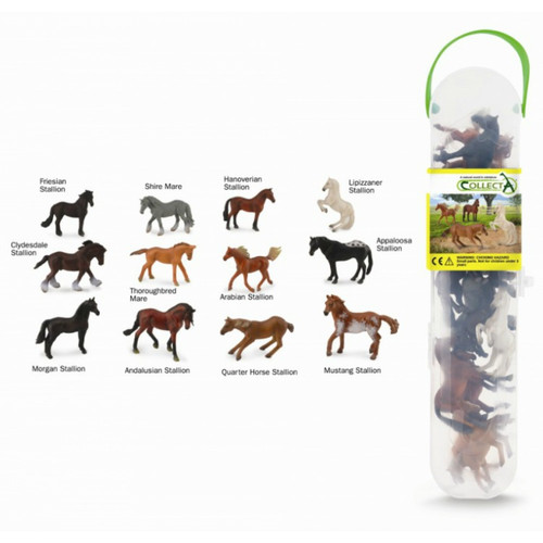 CollectA Horses Tube