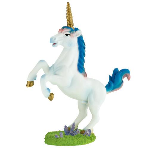 Unicorn Blue Rearing