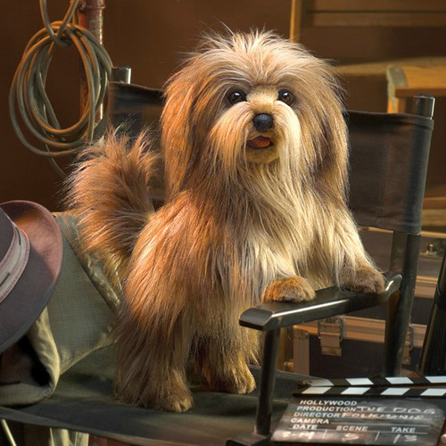 Folkmanis Shaggy Dog Puppet