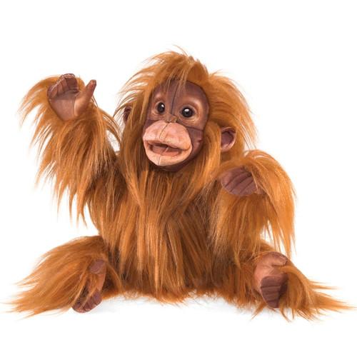 Orangutan Baby Puppet
