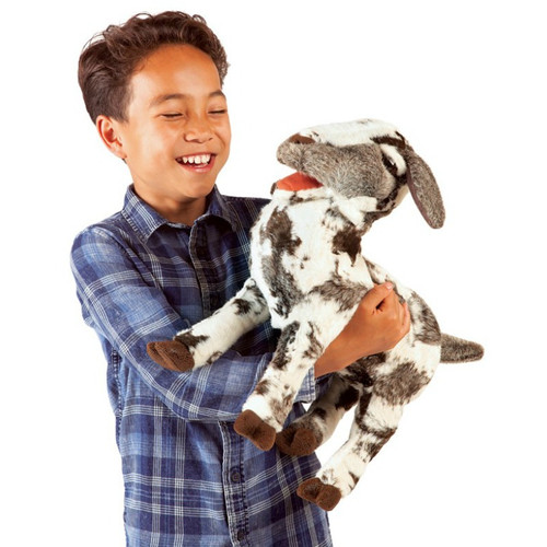 Screaming Goat Puppet