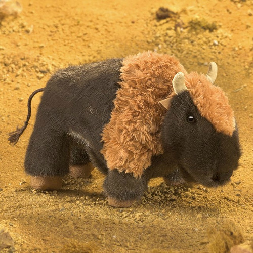 Bison Small Puppet