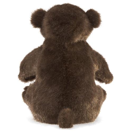 Black Bear Small Puppet