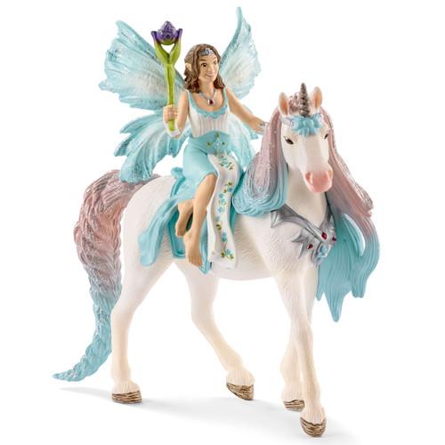 Schleich Eyela with Princess Unicorn
