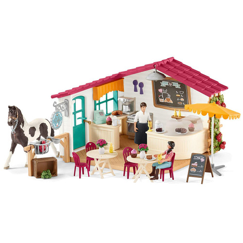 Schleich Horse Club Rider Cafe