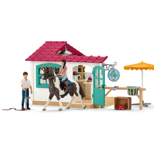 Schleich Horse Club Rider Cafe 2