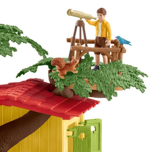 Schleich Adventure Tree House