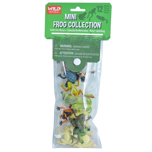 Mini Polybag Frogs