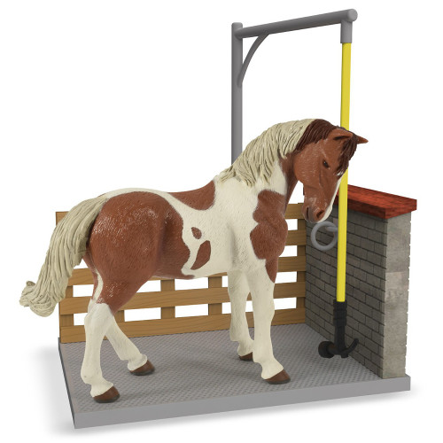 Papo Horse Washing Box