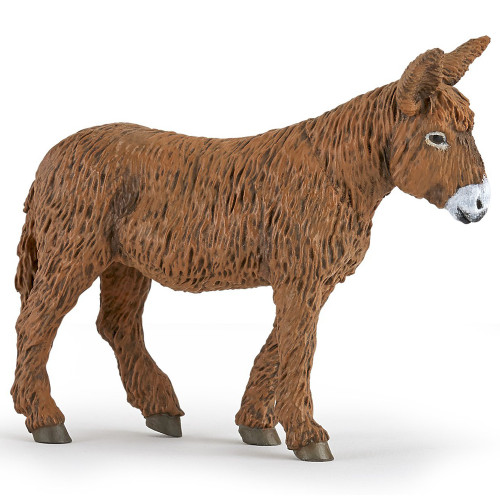 Papo Poitou Donkey