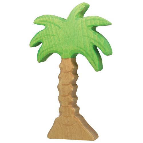 Palm Tree Large Holztiger
