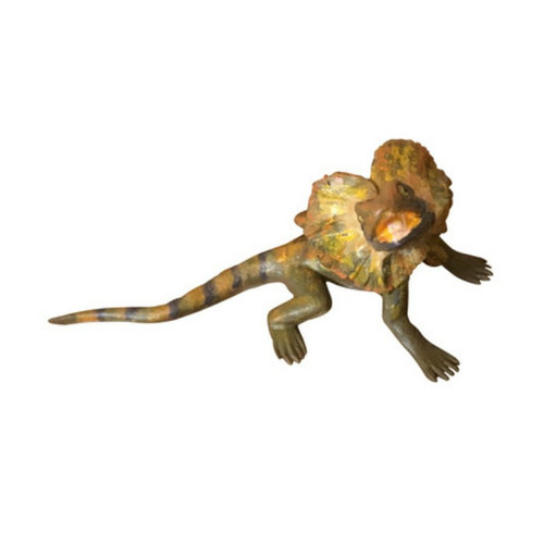 Science and Nature Frilled Lizard