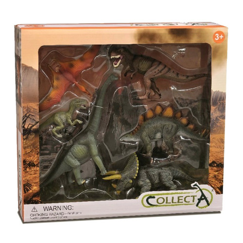CollectA Prehistoric Life Gift Set 6pc