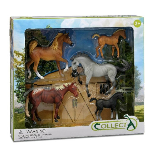 CollectA Horse Gift Set 5pc