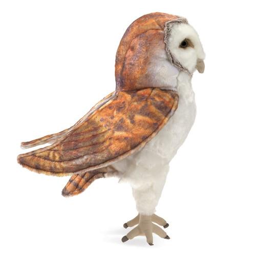 Barn Owl Puppet