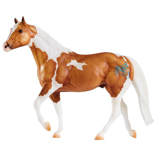 Breyer Tricia Chicks King Trick Horse model traditional size
